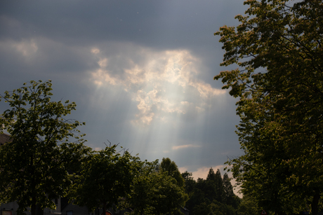 De symboliek van de wolken