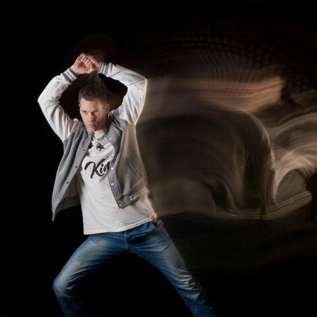 Dancer in motion, Tim
