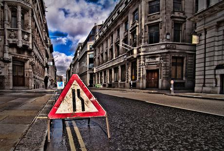 HDR Moorgate Street London