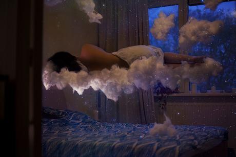 Sleeping in the sky