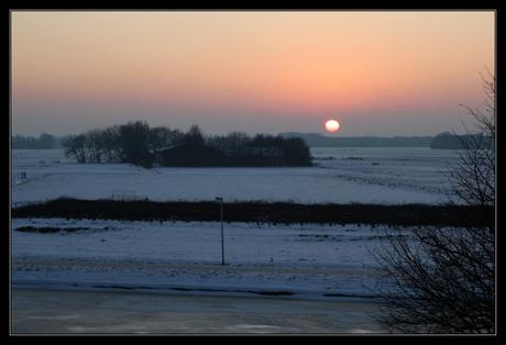 Nog steeds winter 2009