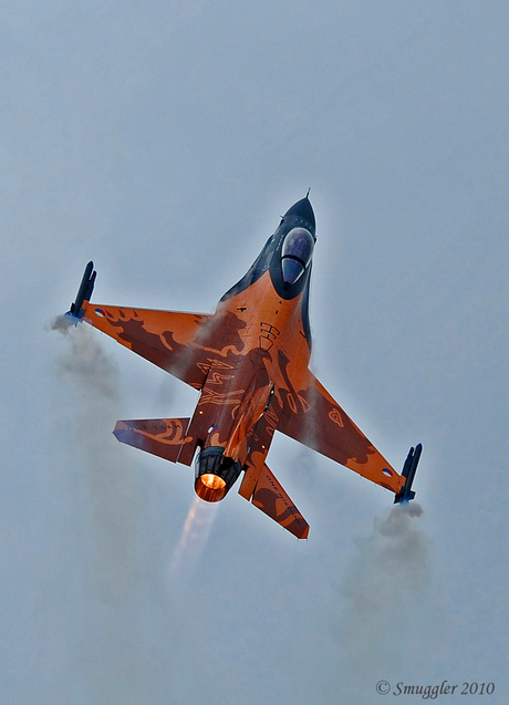 F-16 Solo Display team GR6