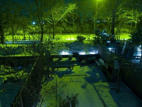 Kleurrijke winter