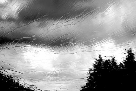 Door weer en wind