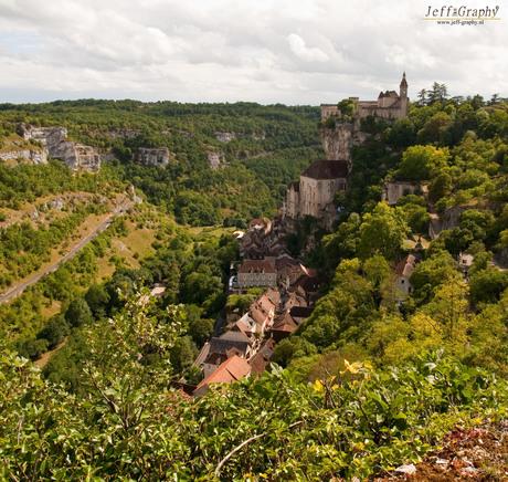 Rocamadour - Frankrijk