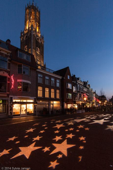 Utrecht in kerstsfeer