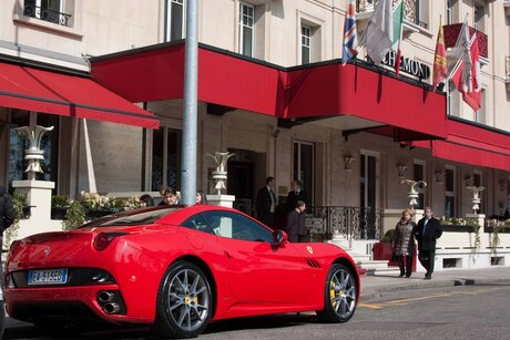 Ferrari @ CH