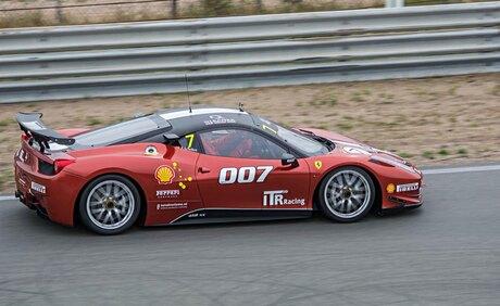 Italia a Zandvoort 2015 - Ferrari 458XX