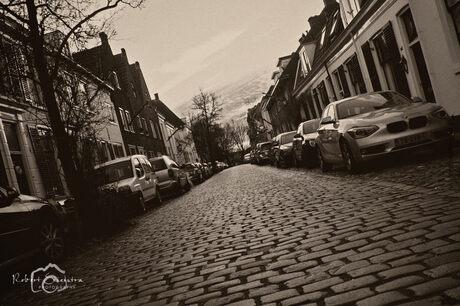 Streets of naarden vesting