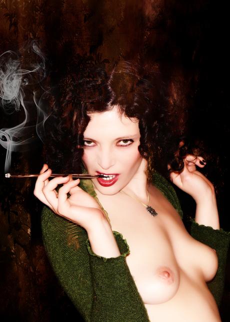 De sigaret