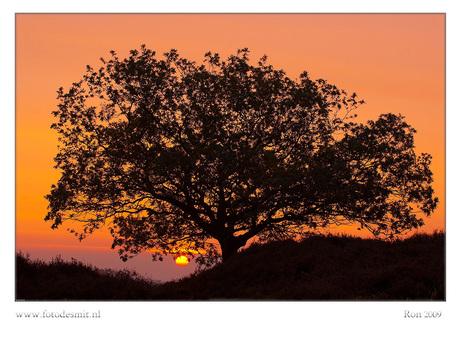 Posbank sunrise