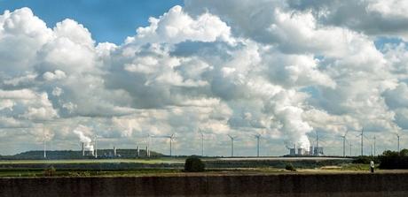 Wolken fabriek