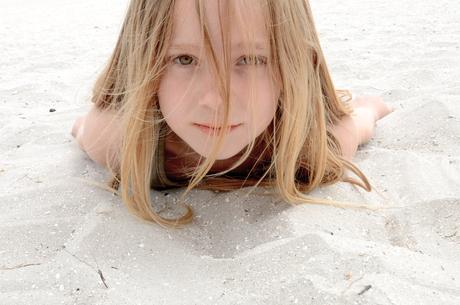 het warme zand