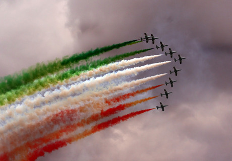 Italian sky