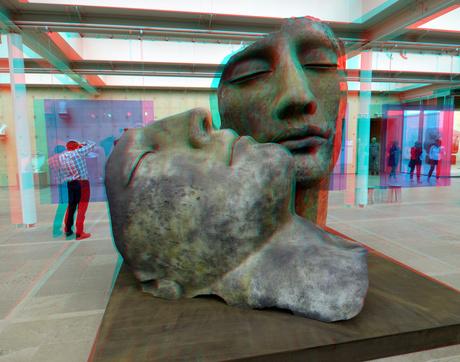 IGOR MITORAJ in Beelden aan Zee 3D