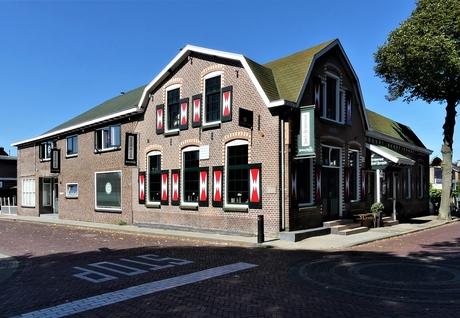 P1150757  Hotel Restaurant midden in Egmond binnen   8 sept 2021