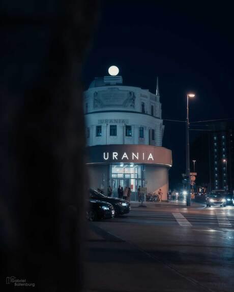 Urania Sterrenwacht Wenen