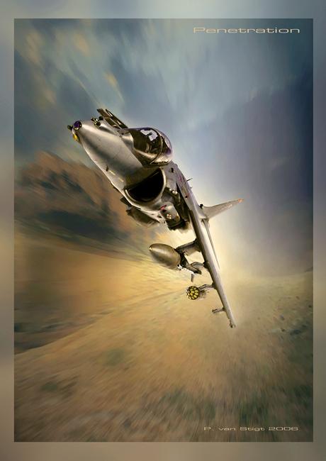 British Harrier