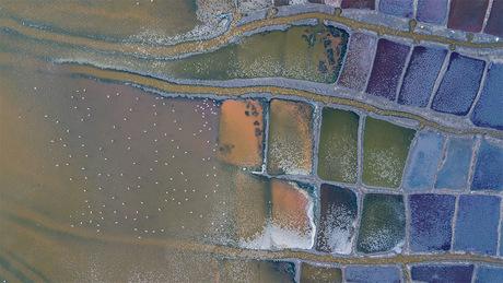 Kratermeer close up