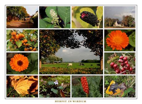 Herfst in Wirdum
