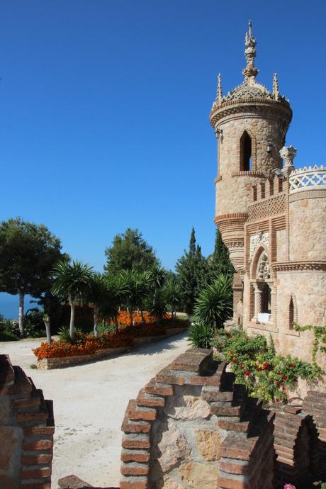 Torre de Castillo Colomares