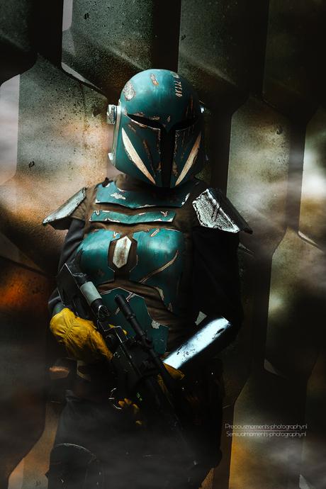 Star Wars Bountyhunter Elfia Arcen