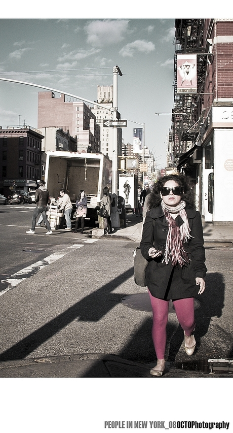 People in New York 08