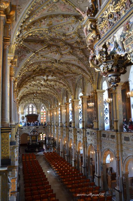 Denemarken: Fredericksborg slot