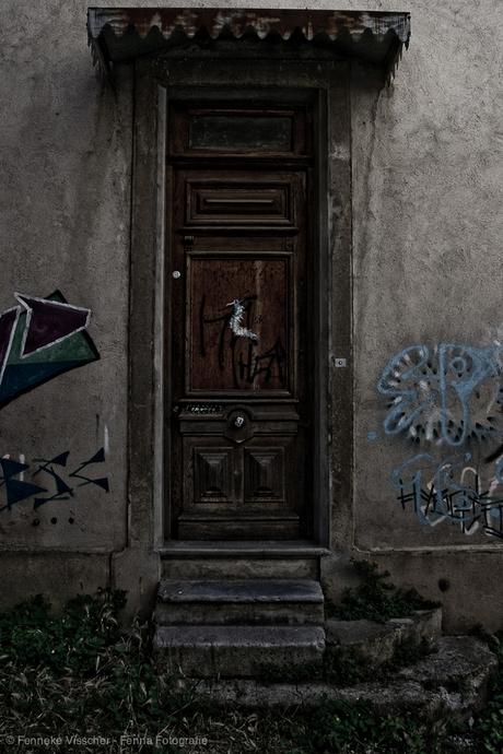 Een Franse deur
