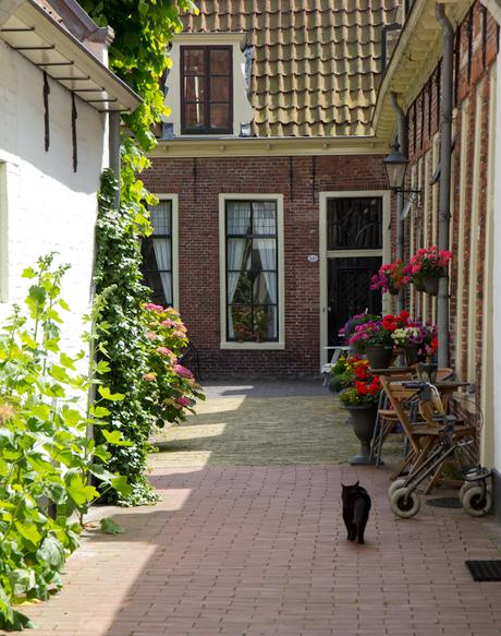 Hofjes in Groningen