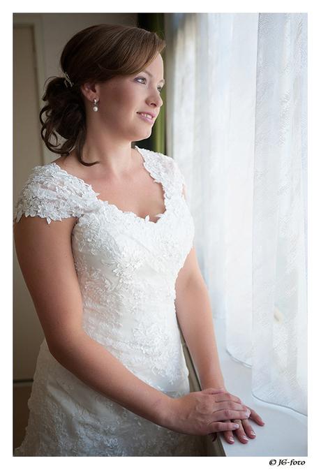 Voor de bruiloft