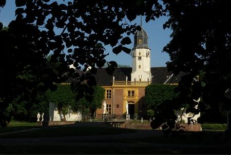 Fraeylemaborg Slochteren - Foto van de Fraeylemaborg in Slochteren - foto door jkoning op 30-05-2012 - deze foto bevat: kasteel, borg, gracht, fraeylemaborg, slochteren
