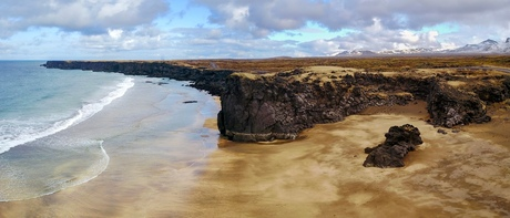 Skarðsvík, IJsland