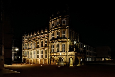 Nacht opname Arnhem