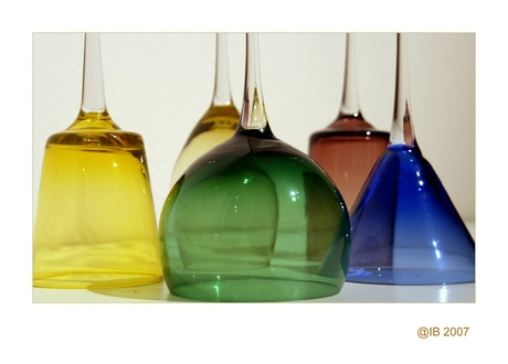 Coloured Glass 4