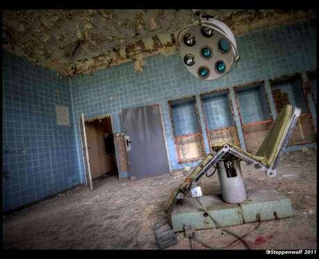 Het Blauwe Ziekenhuis XIV