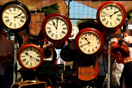 Any time is the right time or no time is !