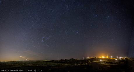 A night full of stars   Huisduinen