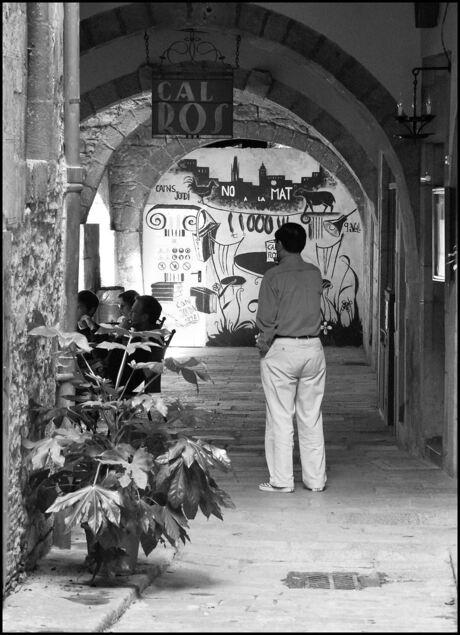 Streets of Gerona
