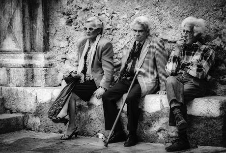 Een gewone dag op Sicilië