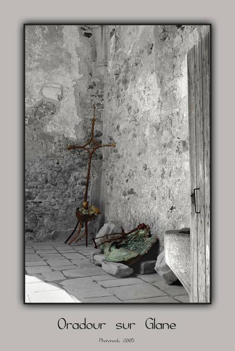 Oradour sur Glane IV - France