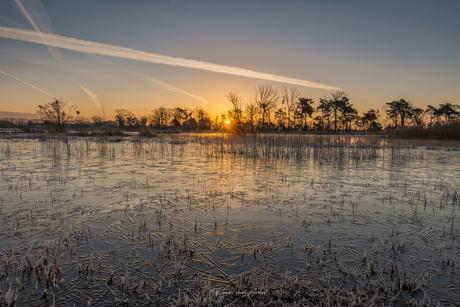 Zonsopkomst Empese en Tondense Heide