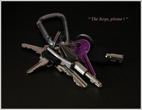 The Keys, please !