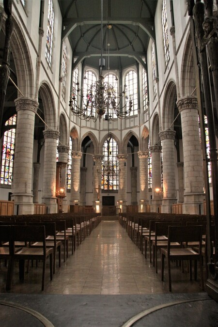St.Jan Gouda - Sint.Jan in Gouda  Gtjs.AJ62 - foto door AJ62 op 16-02-2020 - deze foto bevat: kerk
