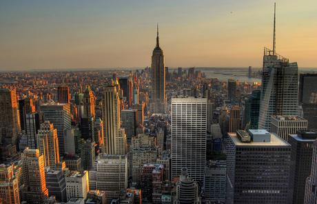 NY by day
