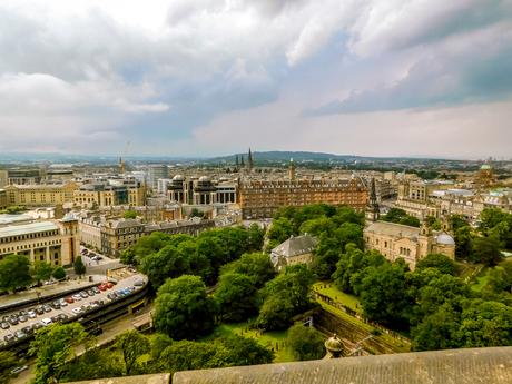 View Edinburgh Castle