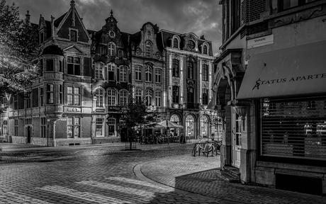 Straathoekje in Lier
