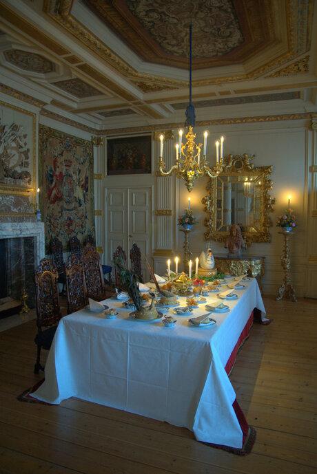 Koninklijke tafel
