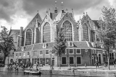 Mooie plek in Amsterdam