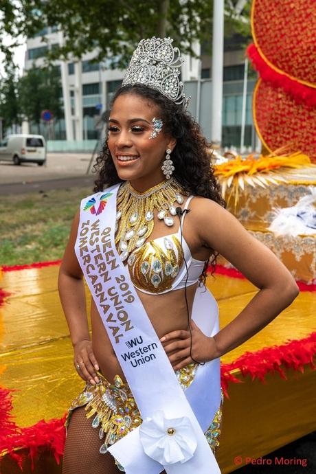 Zomercarnaval 2019 te Rotterdam